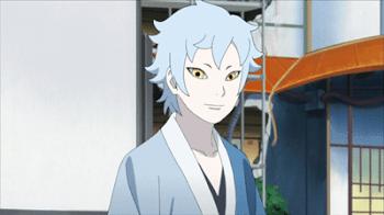 Boruto - Naruto The Next Generatión Capítulo 5: El misterioso recién llegado