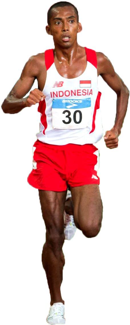 Lari Jarak Sedang : jarak, sedang, Agung, Mulyawan:, Mengatur, Program, Latihan, Jarak