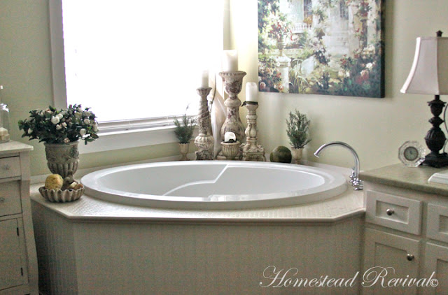 Homestead Revival The Farmhouse Master Bath
