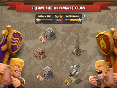 Clash of Clans hack mod Apk