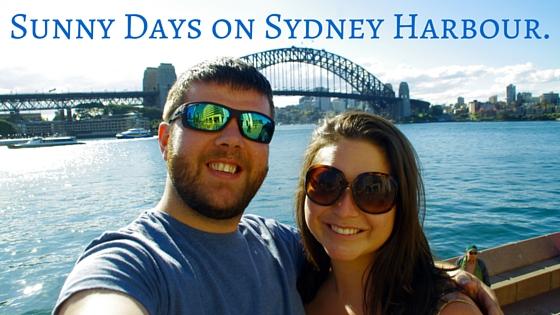 Sunny days on Sydney Harbour