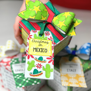 Help students learn about holidays around the world and Christmas around the world with this fun research project.  Students research Christmas in different countries and then turn their research into festive gift boxes.