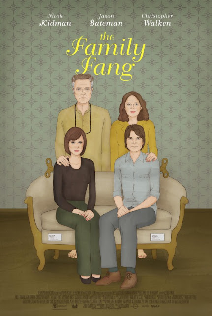 Film The Family Fang (2016)