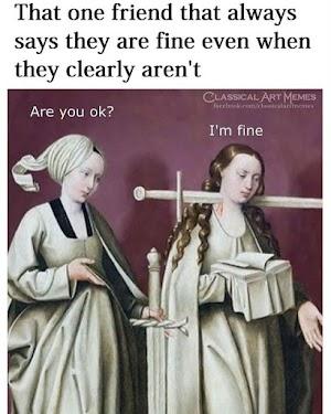 Cool Classical Art Memes