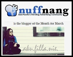 FEATURED BLOGGER FOR THE MONTH OF MARCH 2013