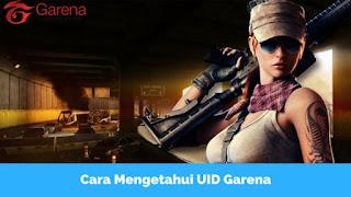 Garena merupakan publisher game online terbesar di Indonesia selain Gemscool Tutorial Gampang Mengetahui UID Akun Garena