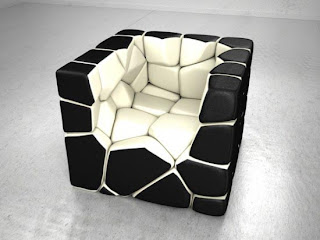 MagScapes - Vuzzle Chair
