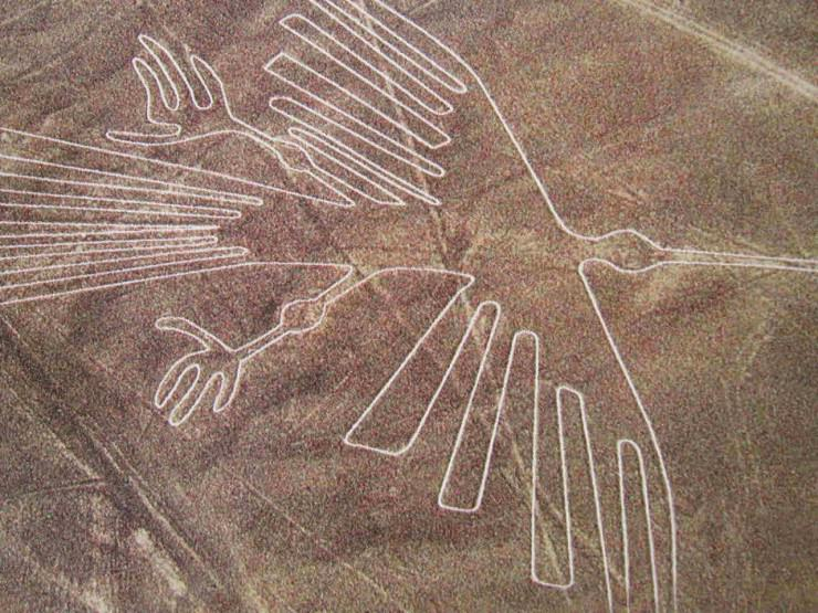 1. The Nazca Lines, Peru - Top 10 Enigmatic Places