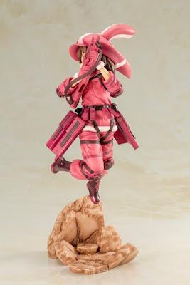 "Llenn 1/7 de ""Sword Art Online Alternative Gun Gale Online"" - Kotobukiya"