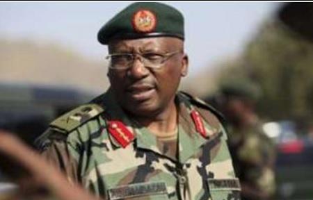 Lt. Gen. Abdulrahman  Dambazau  (retd.)