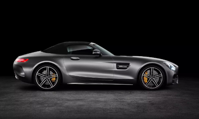 New Mercedes SLS-AMG Roadster 2018 Release date