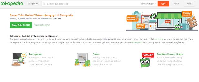 Cara Melejitkan Omset Penjualan Online di Tokopedia lewat 5 Fitur Ini