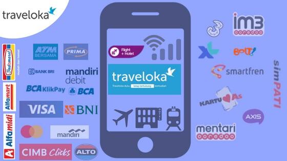 #JadiBisa Beli Pulsa dan Paket Internet Berkat Traveloka
