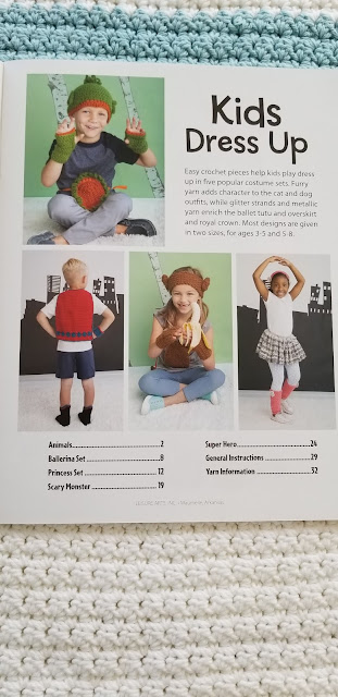 Crochet Costume Ideas for Kids