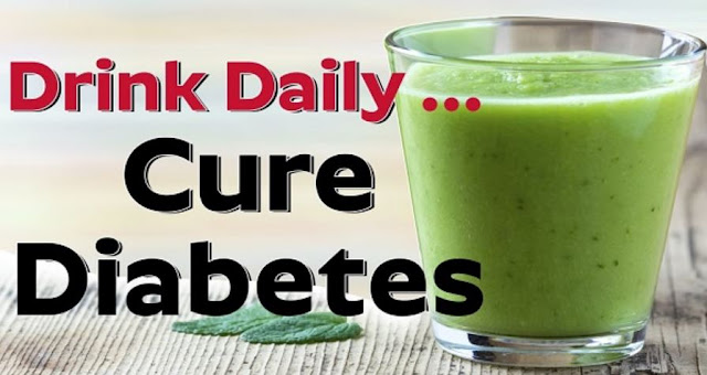Miracle Drink That Cures Diabetes In Only 5 Days  Cure%2Bdiabetes