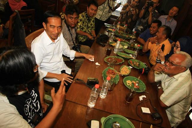 masakan favorit presiden jokowi