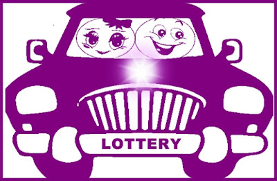 Lottery winners car