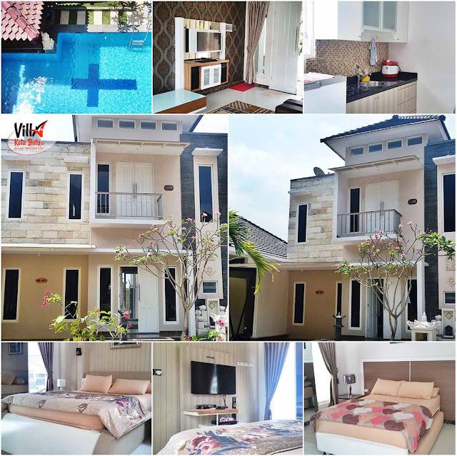 Villa M 61 Batu Malang