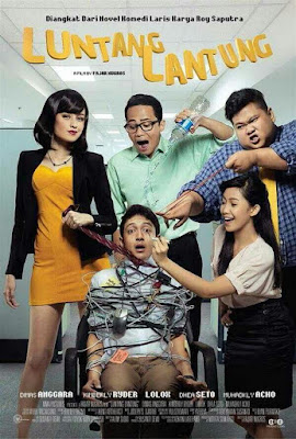 Poster Film Luntang Lantung