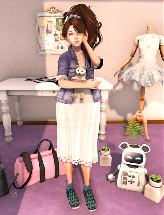 Fashion is Sweet ♡: Outfit of the Day #74: L'atelier