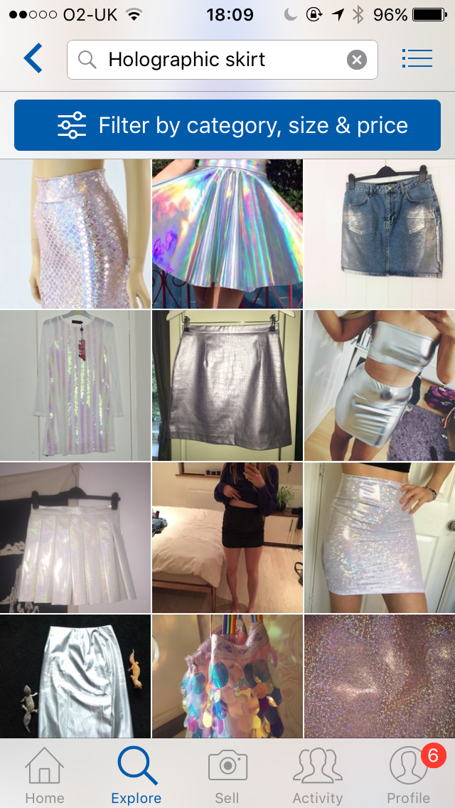 f58547de Top Tips For Buying & Selling Clothes On Depop - British Mermaid ...