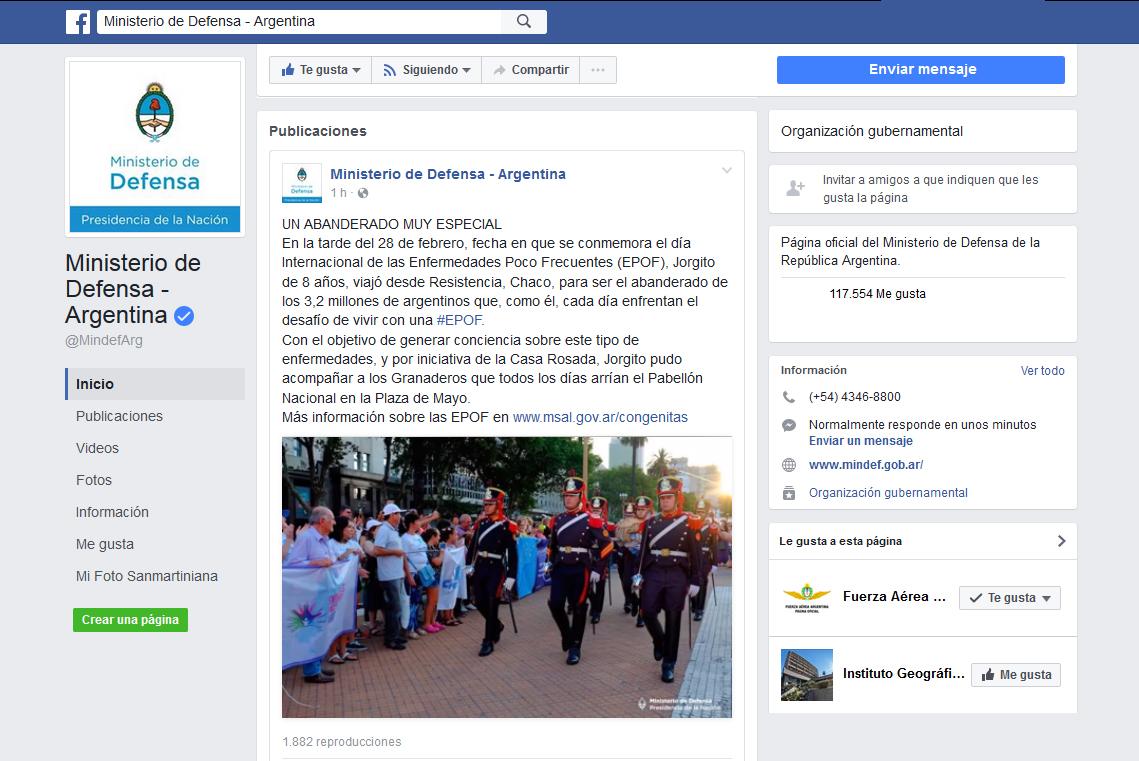 Tangograf as publicacion en la pagina del ministerio de for La pagina del ministerio