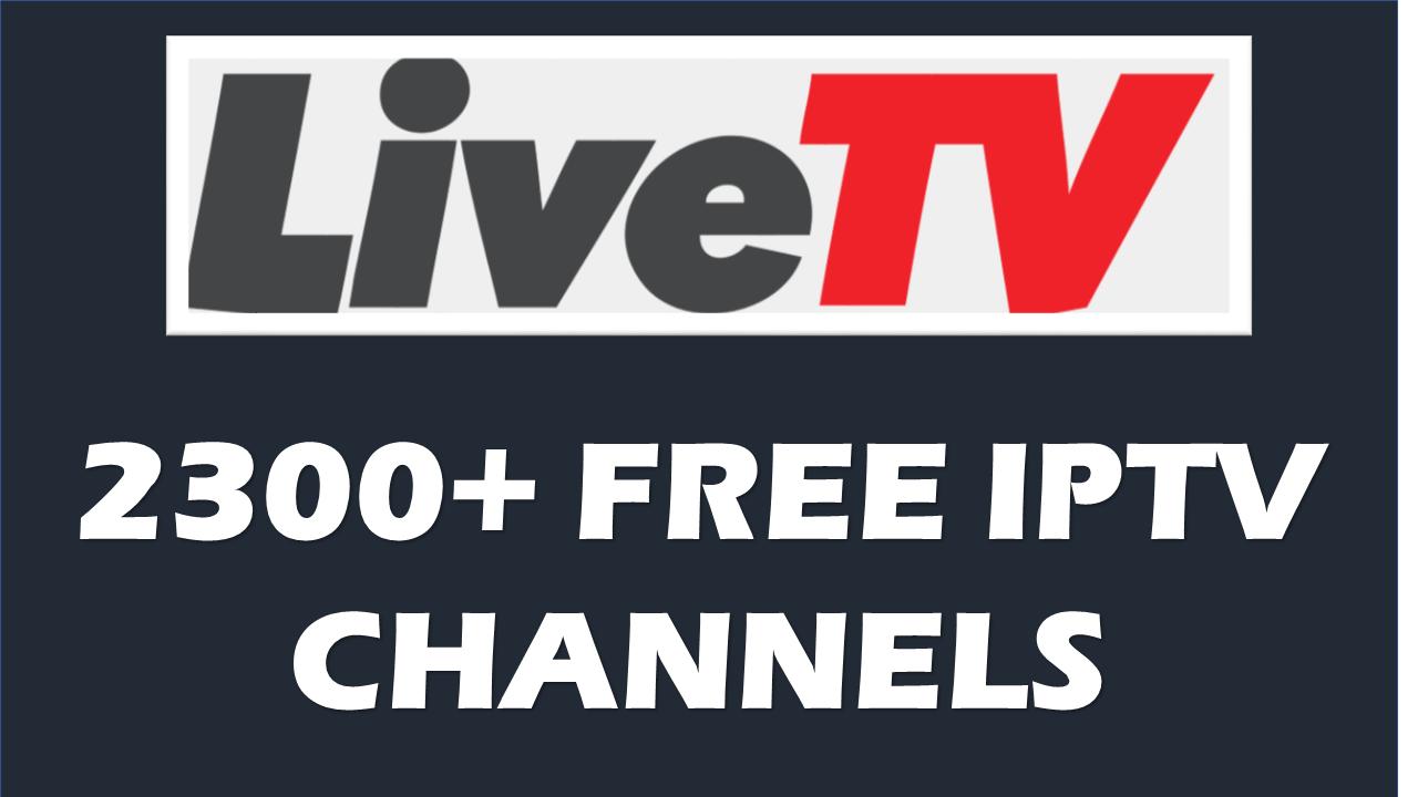 BEST LIVE TV ADDON FOR KODI MAY 2018 - 2300+ FREE IPTV CHANNELS