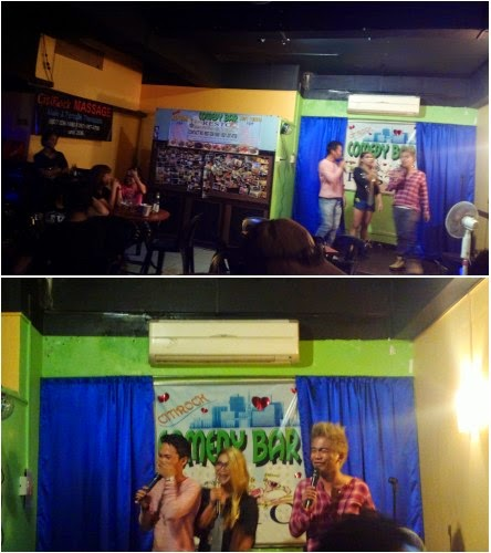 Citirock Comedy Bar Resto Urdaneta City