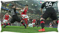 Pro Evolution Soccer 2017 (PES 2017) Gameplay Screenshot 1