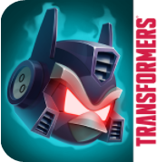 Angry Birds Transformers Apk Mod Crystal/Unlocked