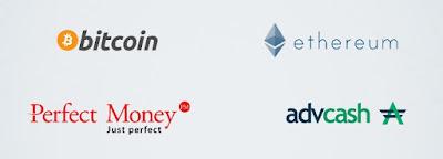 Pilihan Alat Pembayaran Cryptrade