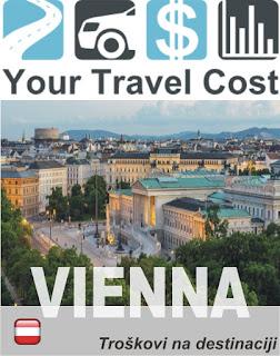 Beč, Austrija – troškovi