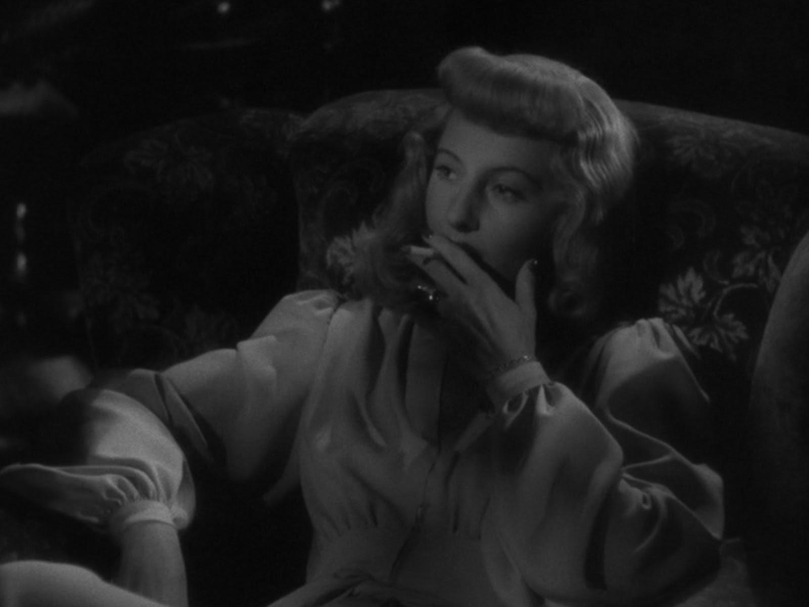 Film noir: Barbara Stanwyck - Double Indemnity (1944