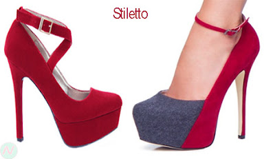 stiletto, stiletto shoes, stiletto heel