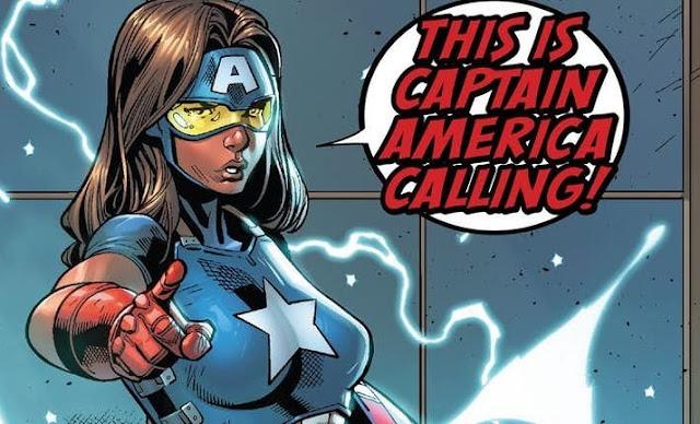 Macam-Macam Captain America