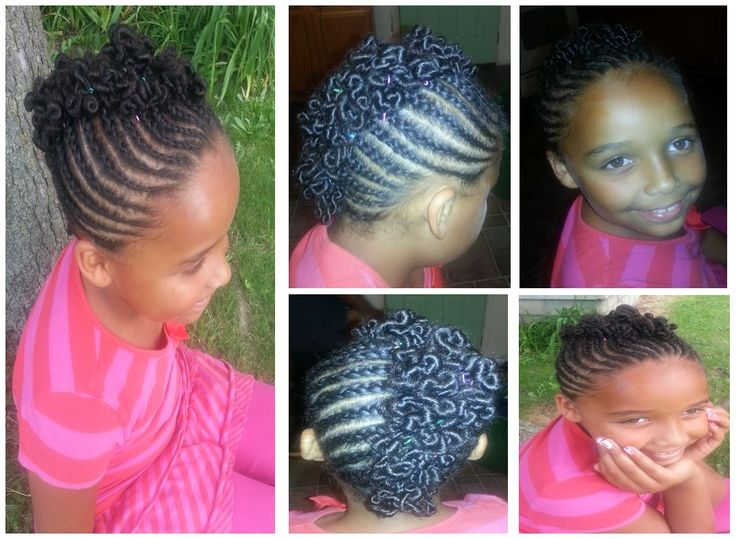 Groovy Cute Black Little Girl Hairstyles Trends Hairstyle Hairstyles For Women Draintrainus