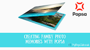 Creating Family Photo Memories with the Popsa App in Just 2 Minutes (AD)