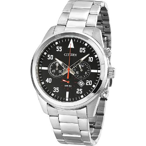 Relógio Masculino Citizen Cronógrafo Esportivo TZ30795T