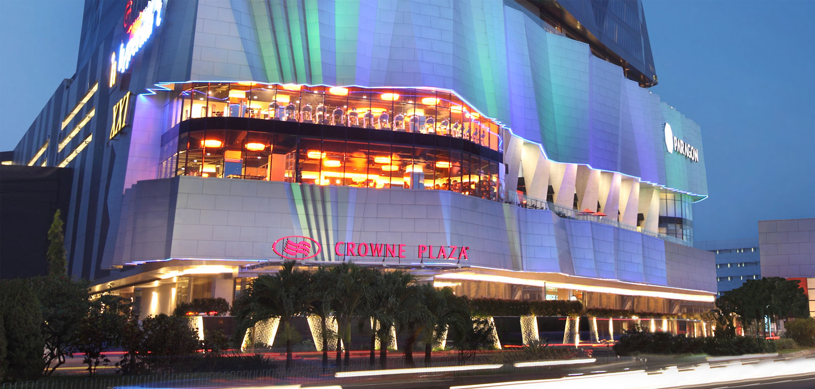 Paragon City Mall Semarang Pasar Indonesia