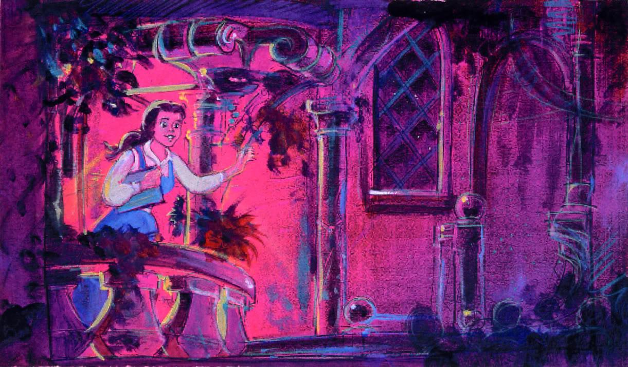 Magnífico La Bella Y La Bestia Vestido De Baile Inspiración - Ideas ...
