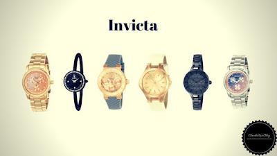 Relógios Femininos da Invicta - Top 12 Marcas de Relógios Femininos (com Fotos)