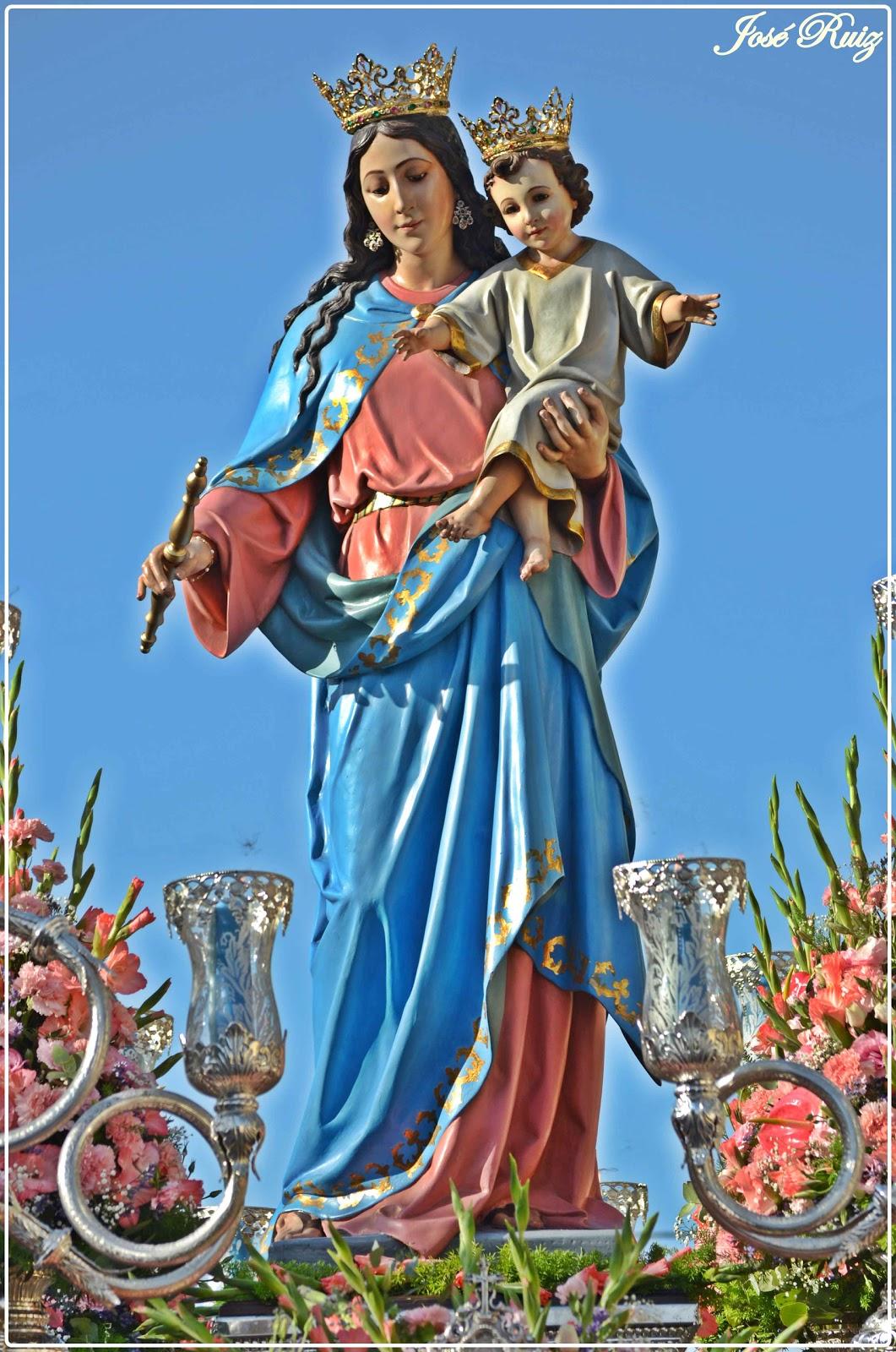 La Semana Santa De Jerez Maria Auxiliadora Montealto