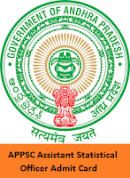 APPSC ASO Admit Card