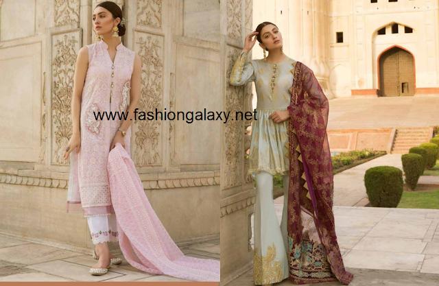 Qalamkar Eid festive dresses