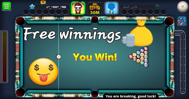loord ayman 8 Ball Pool 7 Golden ways to win directly