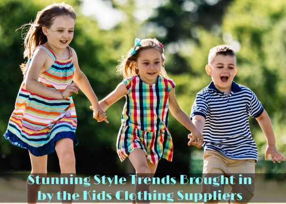 Kids Clothing Suppliers