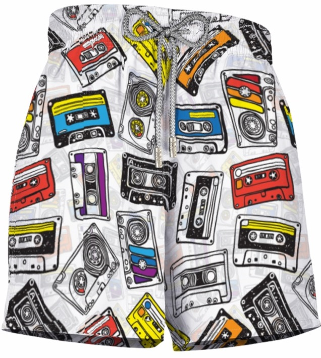 Le Club Intape board shorts