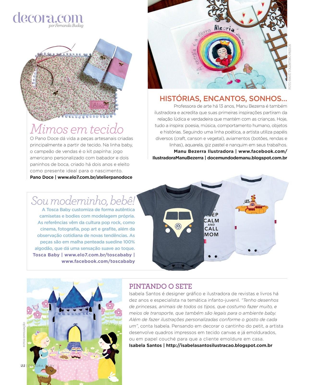 Revista Decora Baby  62  f0c27f44e43c9