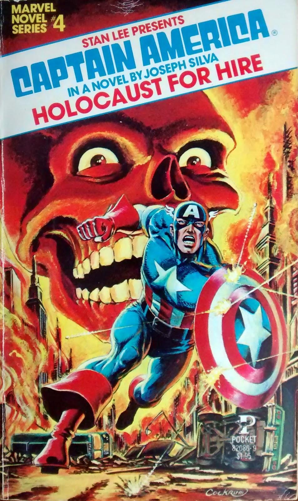 Dead Man's Brain: The Marvel Novel Series Covered
