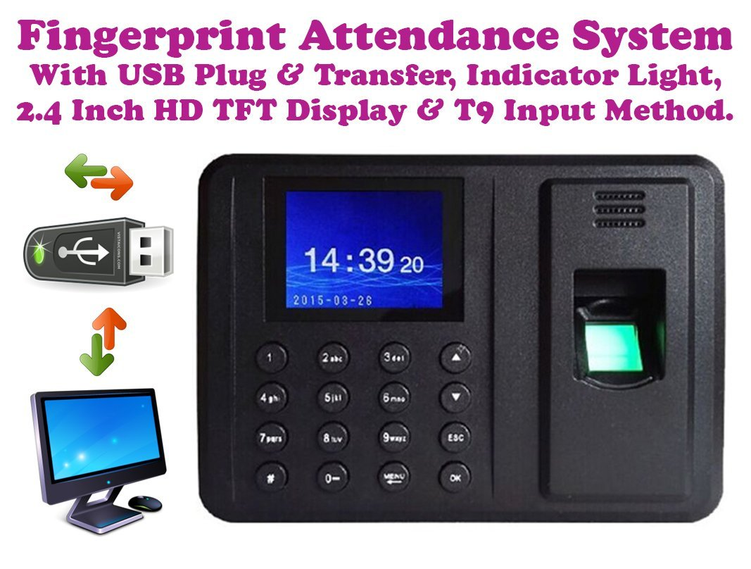 fingerprint based attenance Finger print sensor is used to store attendance of student / employee keypad provided to add/delete entries pc interface & lcd is provided to view attendance.